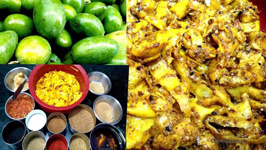 बिना धूप ऐसे बनाए सालों चलने वाला आम का चटपटा अचार-Aam ka Achar Recipe in hindi-Mango Pickle Recipe