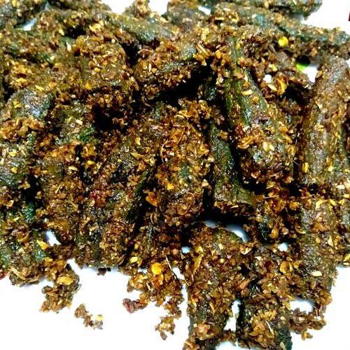 भिंडी का मसालेदार इंस्टेंट आचार - How To Make Instant Bhindi Spicy Pickle