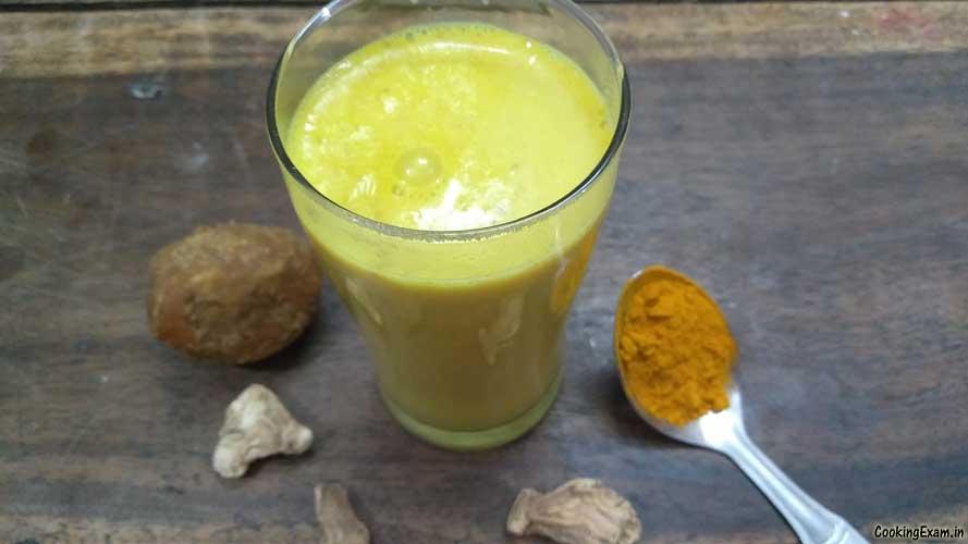 Ayurveda Indian Golden Milk recipe