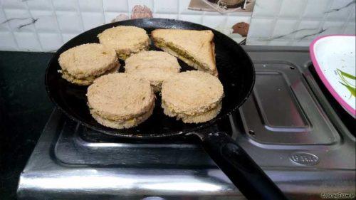 bake sandwich