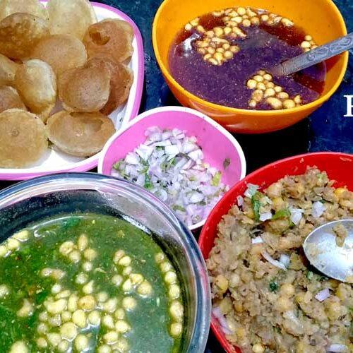 PANI PURI | Indian Street Food