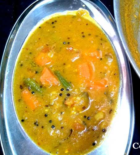 sambar powder or sambar masala