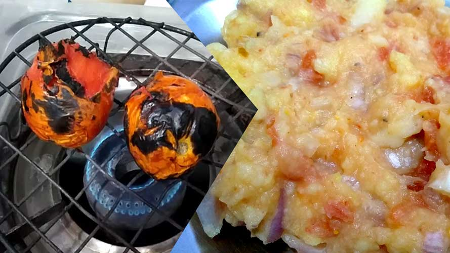 chokha - Bihari Style Recipe | लिट्टी चोखा के लिए बहुत ही आसान रेसीपी