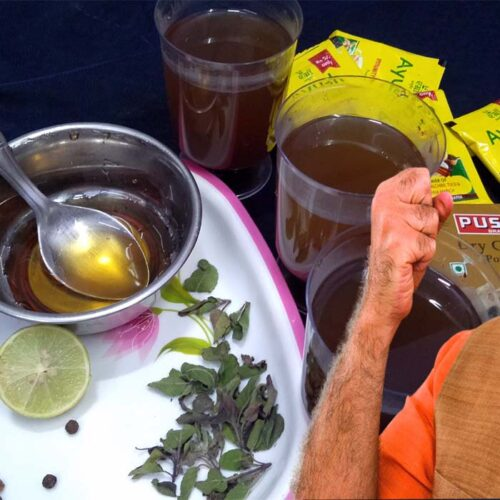 Kadha: Fight Cold, Flu and Infections With This Ayurvedic